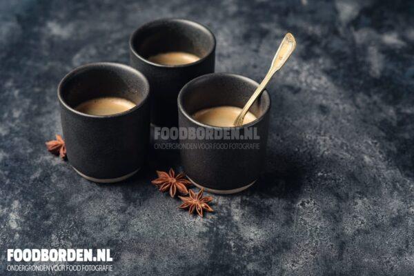 Achtergronden food fotografie kopen donker zwart