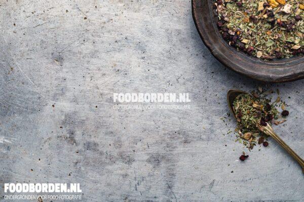Achtergrond Kopen voor food fotografie aluminium