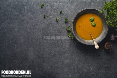 backdrop food fotografie steen beton grijs