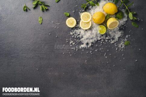 achtergronden food fotografie donkergrijs steen