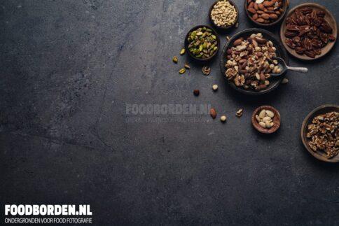 Backdrops en Achtergronden Food Fotografie beton donker