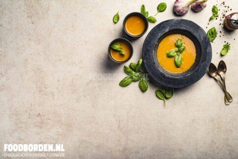 Backdrops en Achtergronden Food Fotografie Licht Steen