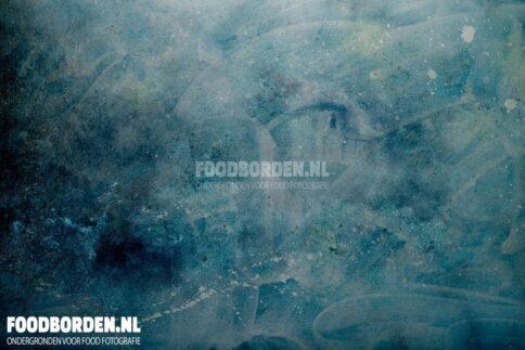 Koop online achtergronden en ondergronden voor foodfotografie in groene kleuren met antraciet, spetters en vegen